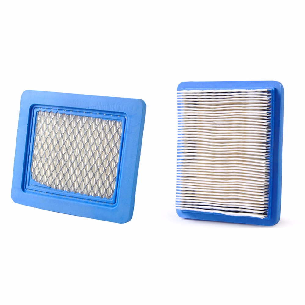 B&S 491588 399959 491588S Air Filters Element Replacement Parts for Briggs & Stratton 491588S 494245 5043 5043D Lawn Hay Mower