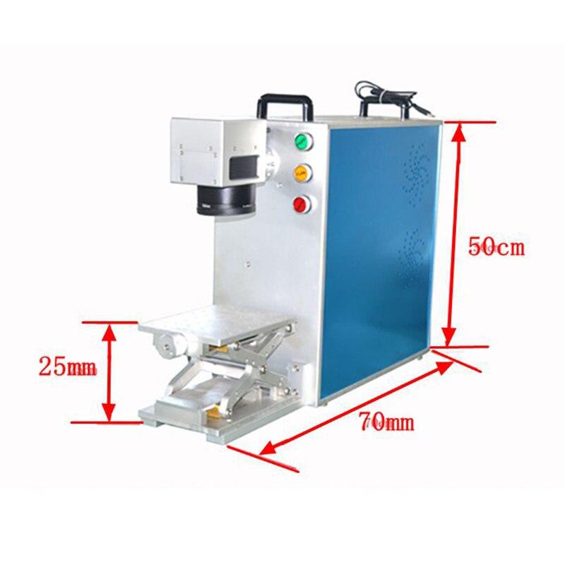 10W 20W Fiber Laser Marking Machine Price/mini Fiber Laser Marking Machine