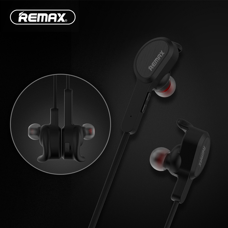 REMAX Bluetooth V4.1 Sport GYM in-ear Earphone Wireless Magnetic Headset Remote Running in-ear phones with Mic for cell phone siketu 2017 free shipping spring and autumn women shoes fashion sex high heels shoes red wedding shoes pumps g107