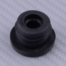 CITALL черный резиновый Омыватель лобового стекла автомобилей насос резервуар втулка уплотнительное крепление крышка подходит для VW Audi 431955465A