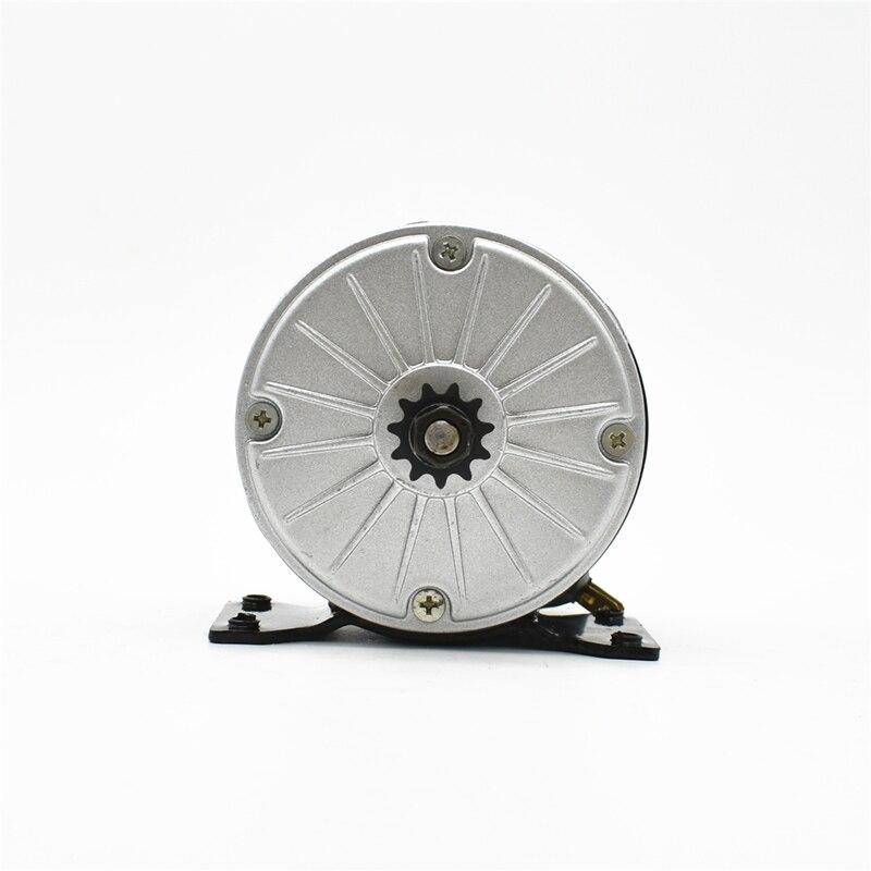MY1016 24 V 36 V 350 W Bürste Hochgeschwindigkeits-Gleichstrommotor - Radfahren - Foto 3