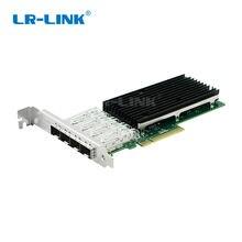 Lr link 9804bf 4sfp + четырехпортовый 10 Гб ethernet адаптер