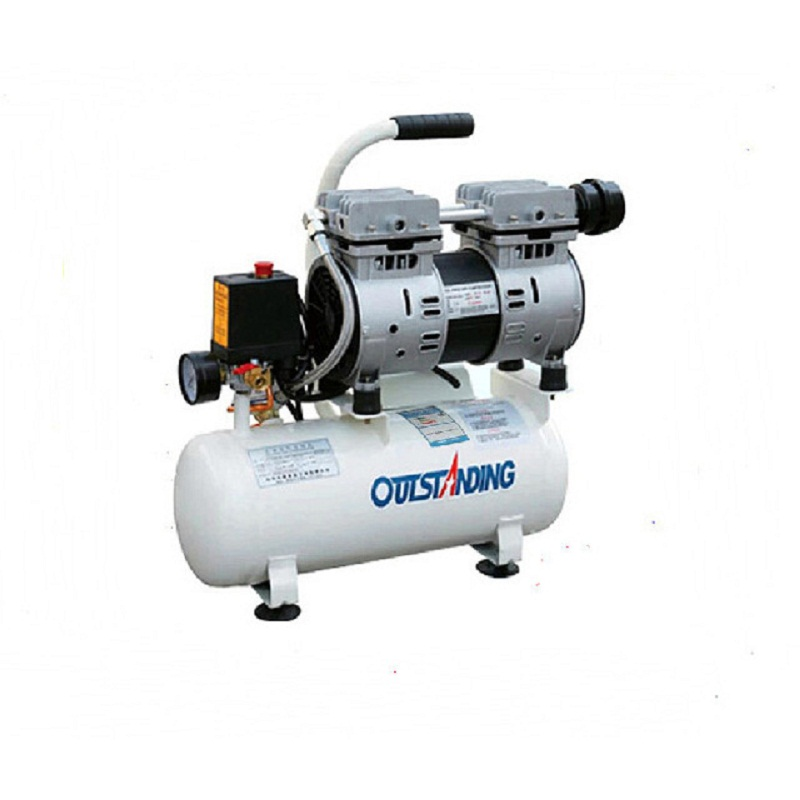 550W-8L AIR COMPRESSOR for oca laminating machine portable air compressor 8l air pool cylinder noisy less light tool 0 7mpa pressure economic speciality of piston filling machine