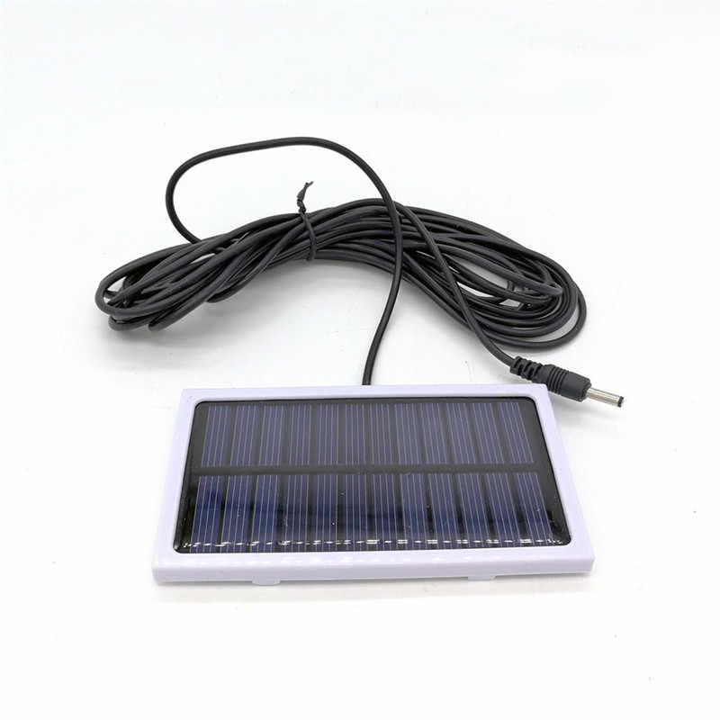 Новый Съемный 10LED настенный светильник на солнечной энергии для наружного использования в помещении, водонепроницаемый энергосберегающий уличный двор, дорожка для дома, сада, Лампа безопасности