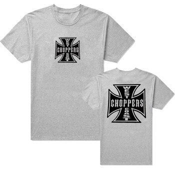 Fast & Furious 7 Paul Walker Westküste Chopper Gedruckt T Shirt T-shirt Für Männer Frauen Oansatz Beiläufige Baumwolle Kurzarm T-shirt