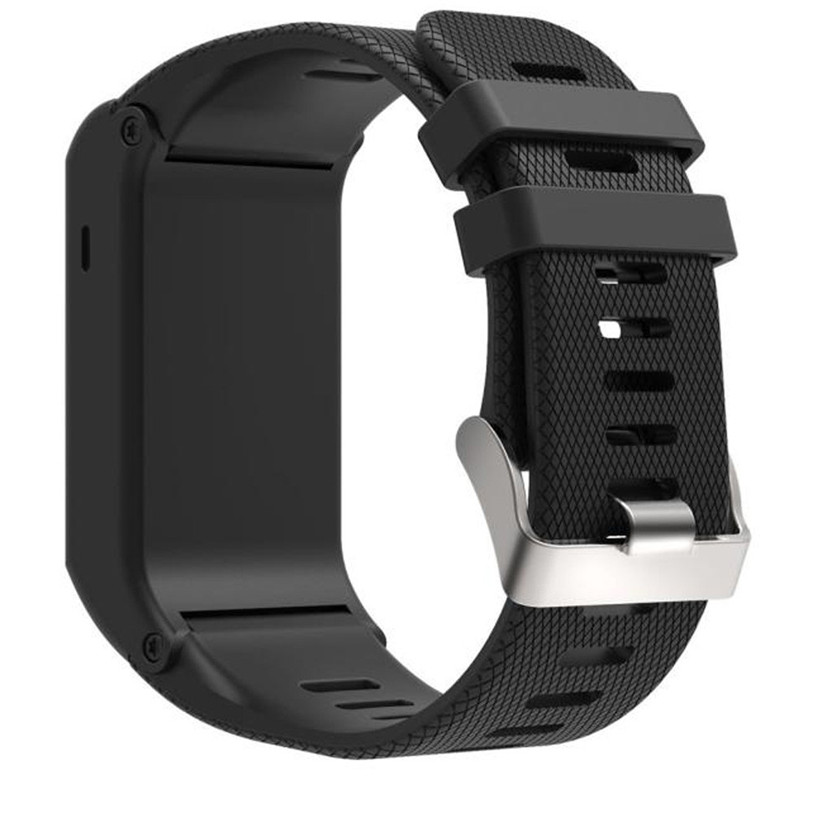 CARPRIE Wearable Devices Smart Accessories Replacement Sports Silicone Bracelet Strap Band For Garmin vivoactive HR JAN18