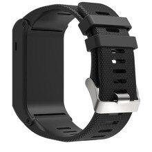 CARPRIE Wearable Devices Smart Accessories Replacement Sports Silicone Bracelet Strap Band For Garmin vivoactive HR JAN18