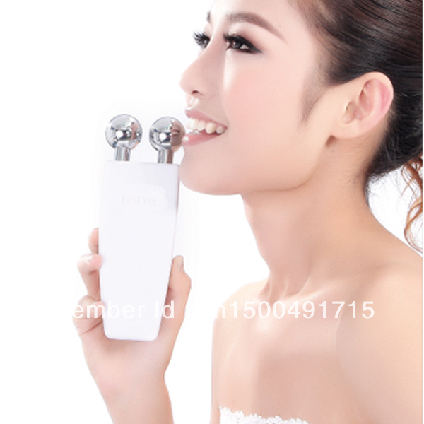 Free Shipping!!!  Low-level Micro currents Mechanical Vibration Massage(smooth forehead, tone jowls)DS-201