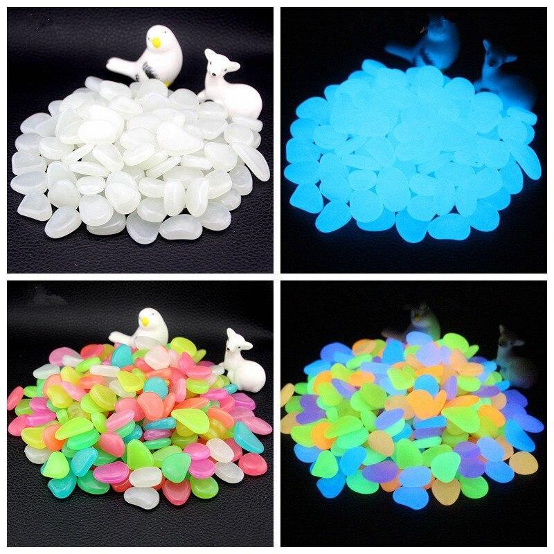 50 Pink Glass Pebbles 12-15mm Wedding Aquarium Home /& Garden app 200g