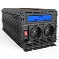 Zuivere sinus omvormer DC 24 V naar AC 220 V 1500 watt Peak 3000 w outdoor home school frequentie omvormer
