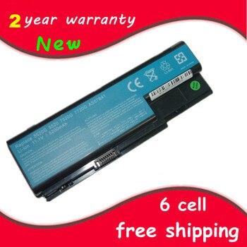 Batería de ordenador portátil para Acer Aspire 7738G 7738 7740G 7740 8730G...