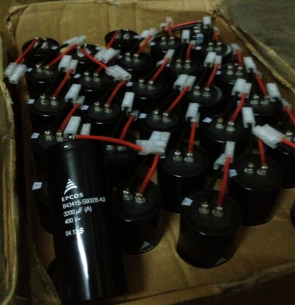 B43415-S9328-A3   3200UF 400 V  Electrolytic capacitor