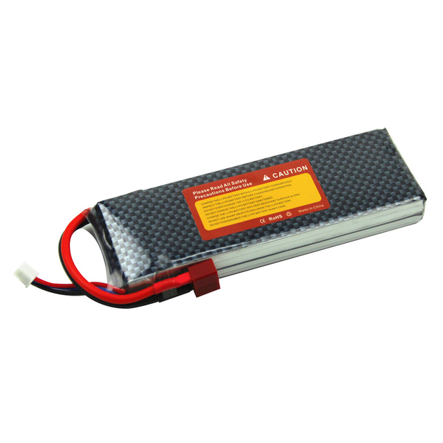 Limskey Power 7.4V 5200mAh Lipo Battery 30C 2S