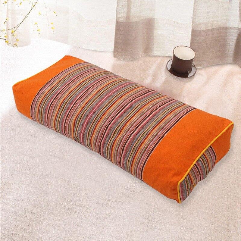 Image 2 - ベストセラーホームホテル用品快適な寝具枕縞模様枕矩形ボディ睡眠枕    グループ上の ホーム