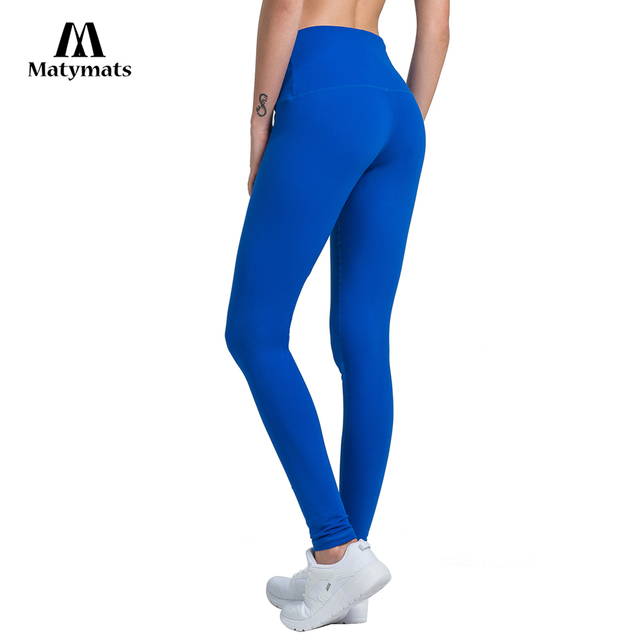 bfc56a529cfb76 Matymats Yoga Pants Women's High Quality Sports Leggings Anti-pilling and  Comfortable Wear Gym Workout Fitness