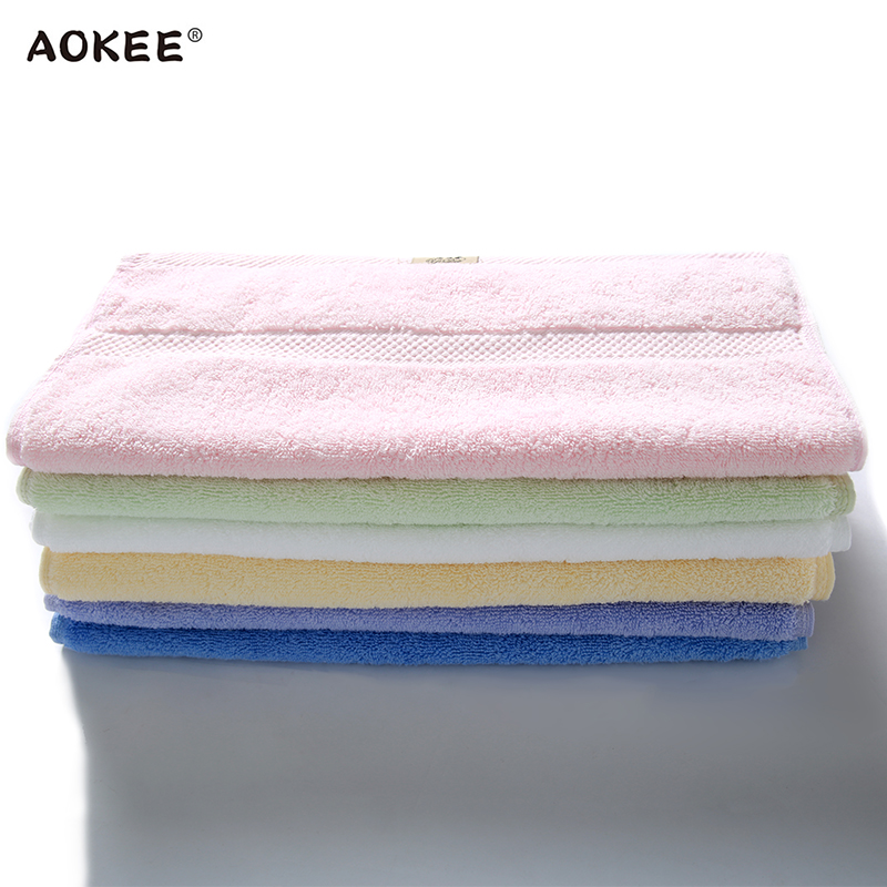 100 Cotton Face Towels High Quality Bathroom Soft Quick Dry White Towels Textile Outdoor