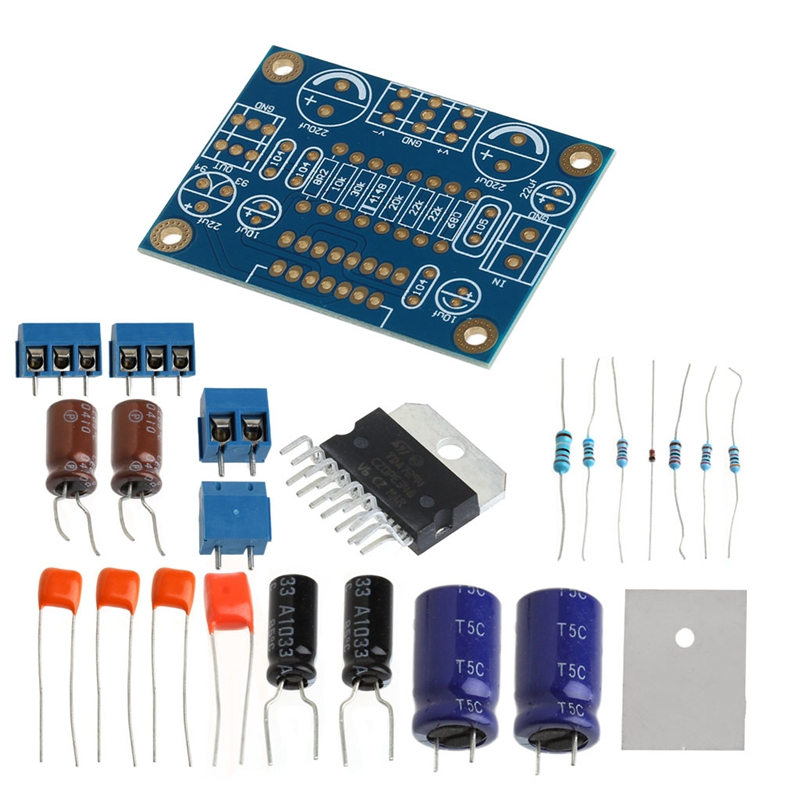 TDA7294 Mono Audio AMP Amplifier Board 8 ohms 70W DC 40-45V DIY