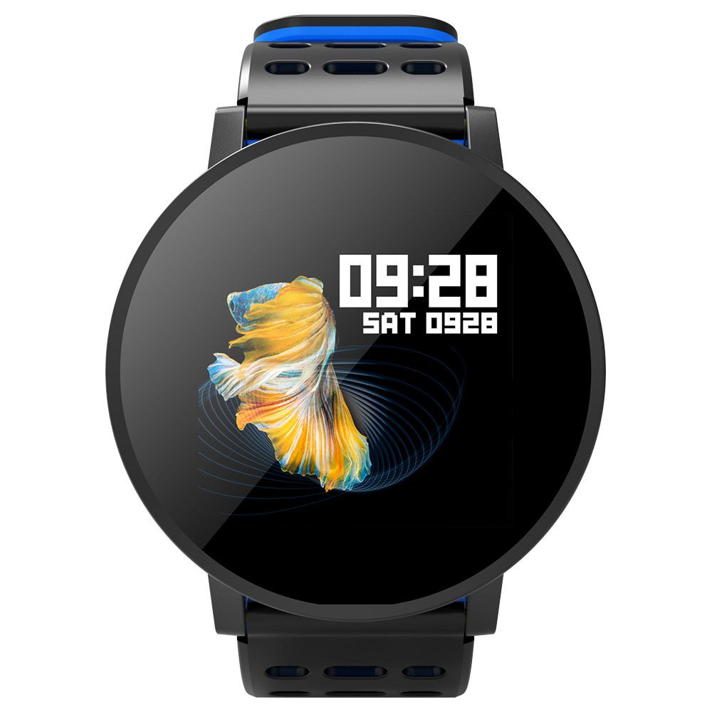 Makibes T3 IOS Android Smart Watches Men Women HR Blood Oxygen Blood Pressure IP67 Waterproof Activity Fitness Tracker PKV11 18