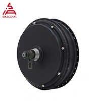 Heißer verkauf QS Motor E-speichen 3000W 205 50H V3 Hub Motorn für elektrische biccycle 24*5T 72V 650RPM