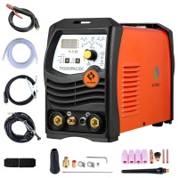 Tig Arc Welder 220V TIG200P AC DC Aluminum Welding Inverter Welding Equipment Functional Long Distance Control Machine