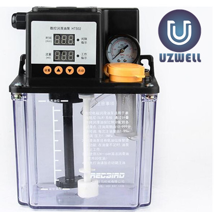 2L Automatic Lubrication Oil Pump For CNC Electromagnetic Lubrication Pump