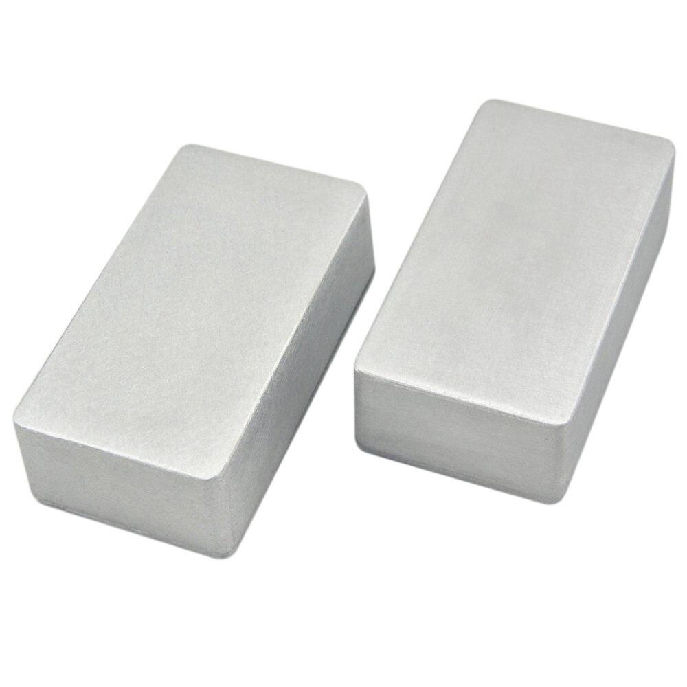 5 PCS of (2pcs 125B/1590N1 Aluminum case guitar stompbox&pedal enclosure for guitar effect pedal project) e cap aluminum 16v 22 2200uf electrolytic capacitors pack for diy project white 9 x 10 pcs