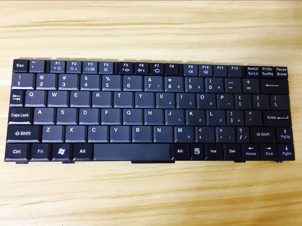 New notebook laptop keyboard for PANASONIC CF-18 CF-19 series QWERTY US layout new notebook laptop keyboard for lenovo y40 70 us layout