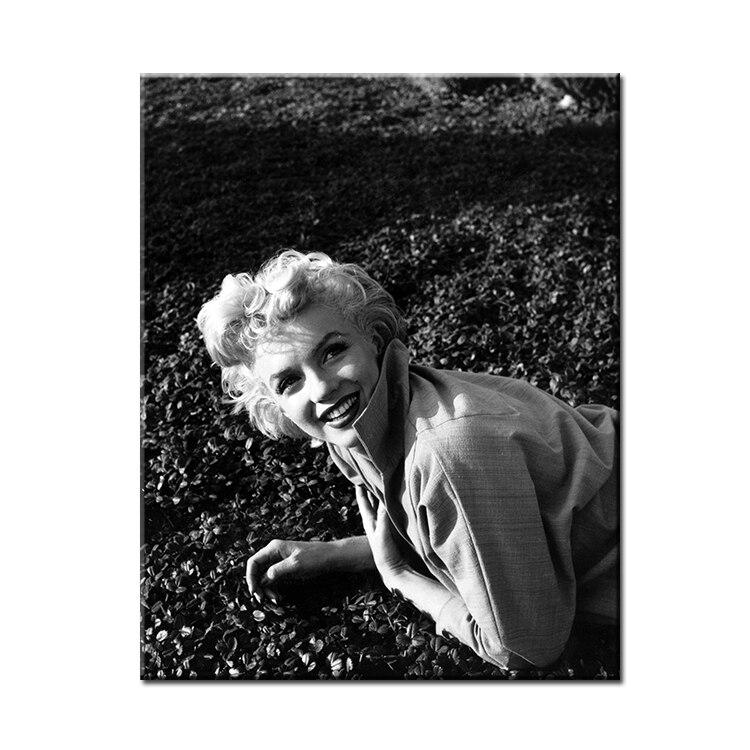ᑎ‰Judy Garland y Marilyn Monroe blanco negro impresión de la ...