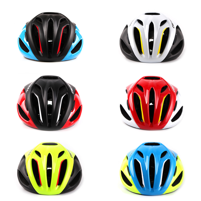 CAIRBULL Sport Bicycle Helmets Ultralight Unisex Breathable Road Race MTB Bicycle Helmet One Piece Design Safety Cap 7 Color