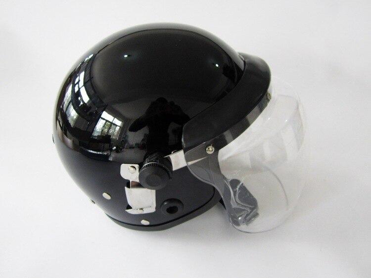 Anti Riot Helmet Police Equipment Safety Helmet Security Helmet