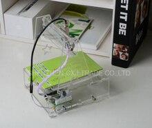 Free Shipping 7 * 7CM Mini DIY Laser Engraving Machine Desktop DIY Laser Engraver Engraving Machine Printer aluminium