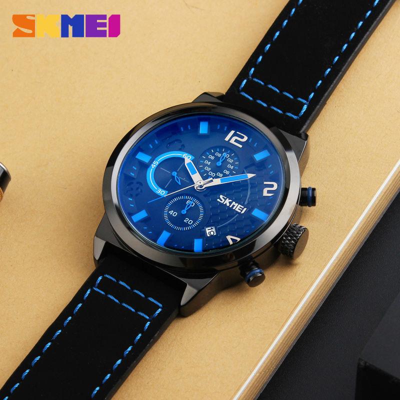 Aliexpress.com : Buy SKMEI Fashion Sports Watches Men 30M Waterproof Date  Luxury Brand Quartz Wristwatches Relogio Masculino 9149 from Reliable  masculino ...