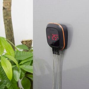 Image 4 - Цифровой Кухонный Термометр для духовки, термометр для приготовления пищи, мяса, барбекю, с таймером, температура воды, молока, инструменты для приготовления пищи
