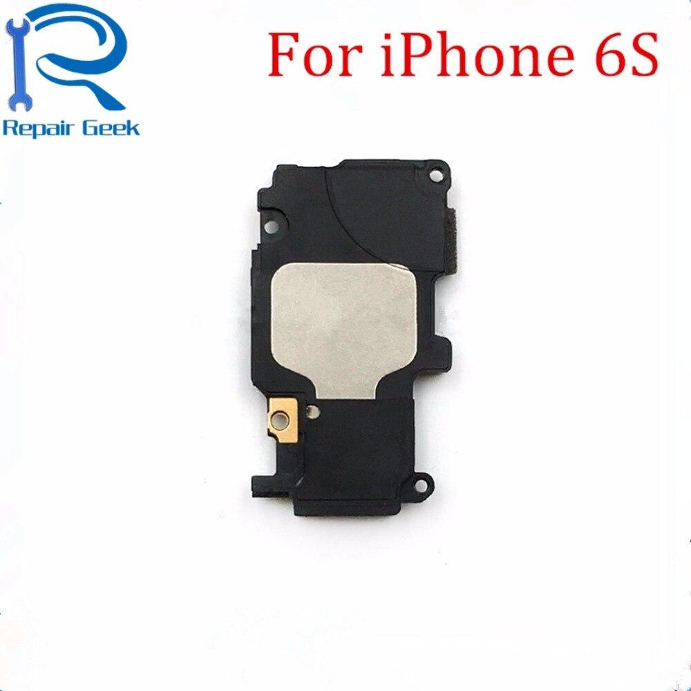 50pcs/Lot New High Quality Loud Speaker For iPhone 6S 4.7 Loudspeaker Buzzer Ringer Ringtone Sound Flex Cable Replacement Parts