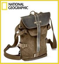 Livraison gratuite Nouveau National Geographic Afrique NG A4569 Micro caméra unique sac d'épaule caméra sac NGA4569 REFLEX sac photo