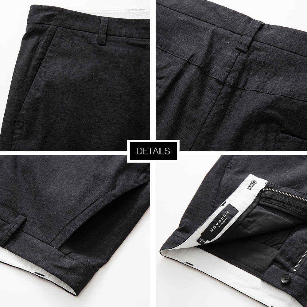 Metersbonwe גברים של הקיץ מקרית קצר מכנסיים כותנה פשתן אופנה בציר Streetwear מכנסיים הסוואה צבע לנשימה בתוספת גודל