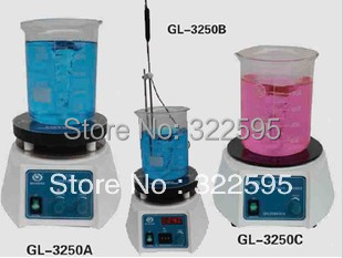 free shipping Kylin-bell Magnetic Agitator GL-3250A serise free shipping kylin bell ultrasonic cleaner serise please contact me for the price