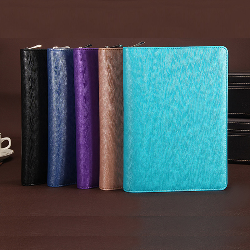 A5 B5 Business Travel Office Notebook Agenda Organizer