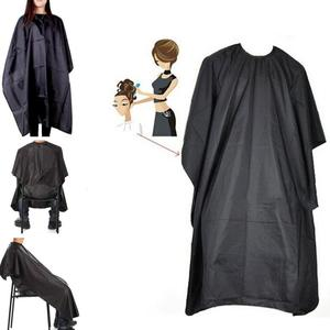 Professional Hairdressing Cape Cover Cutting Hair Waterproof Cloth140x10 Salon Barber Gown Cape Hairdressing Hairdresser 18may9(China)