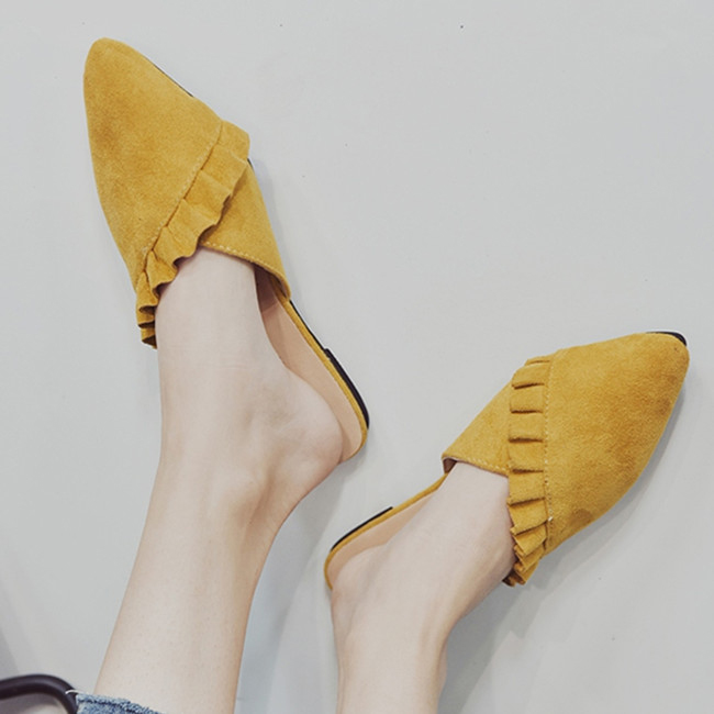 slippers women sandals flat slides women shoes slip on flat mules summer flip flops women flats suede quality ladies Loafer 39 phyanic fashion women s slide on slip on mule star bee embroidery loafer flats shoes slides slippers new woman mules outside