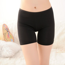 Simple Women Soft Model Large Safety Short Tights Tide Ladies OL Party Shopping Office Underwear Shorts Clothes