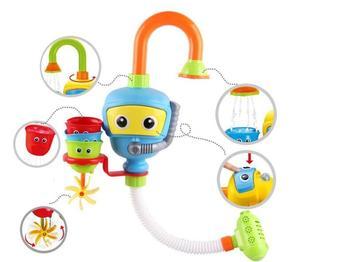Baby Bath Toys Bathtub Accessories Waterwheel Shower Spray Water Play Game for Bath Bathroom Toy Kids 1