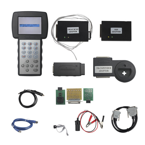 High Quality Data Smart3+ FULL IMMO with Original License Professional New Generation Immobilizer and OBD2 Key Programmer