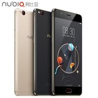 Original ZTE Nubia M2 Lite Cell Phone RAM 4GB ROM 32 64GB MTK MT6750 Quad Core