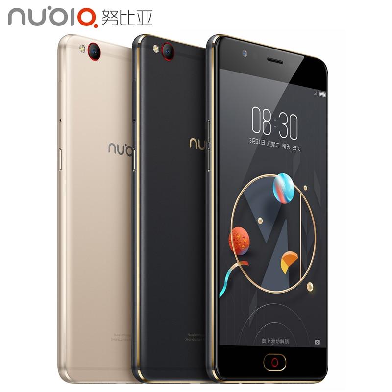 Original Nubia M2 Lite Cell Phone RAM 4GB ROM 32 64GB MTK MT6750 Quad Core 5