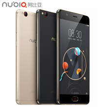 "D'origine nubia m2 lite cellulaire téléphone ram 4 gb rom 32/64 gb mtk mt6750 quad core 5.5 ""nubia ui 4.0 caméra 16mp 3000 mah smartphone"