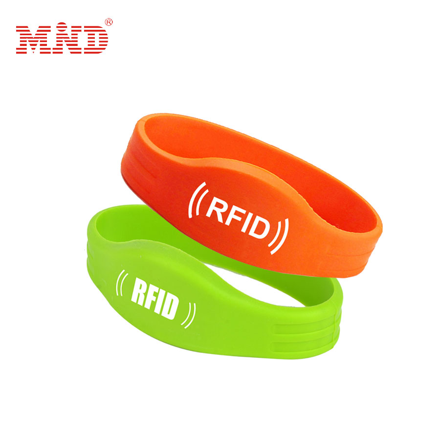 Access Control Intelligent 5pcs/lot 13.56mhz Hf Rfid Wristband Silicone Electronic Bracelets Wristband Nfc Smart Rfid Silicone Wristband With S50 Chip Supplement The Vital Energy And Nourish Yin