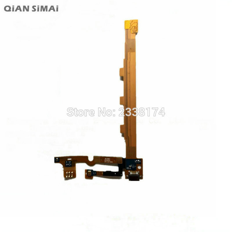 QiAN SiMAi For Xiaomi Mi 3 Mi3 New USB Charging Charger Port Dock Connector Flex Board TD-CDMA / WCDMA Repair Parts