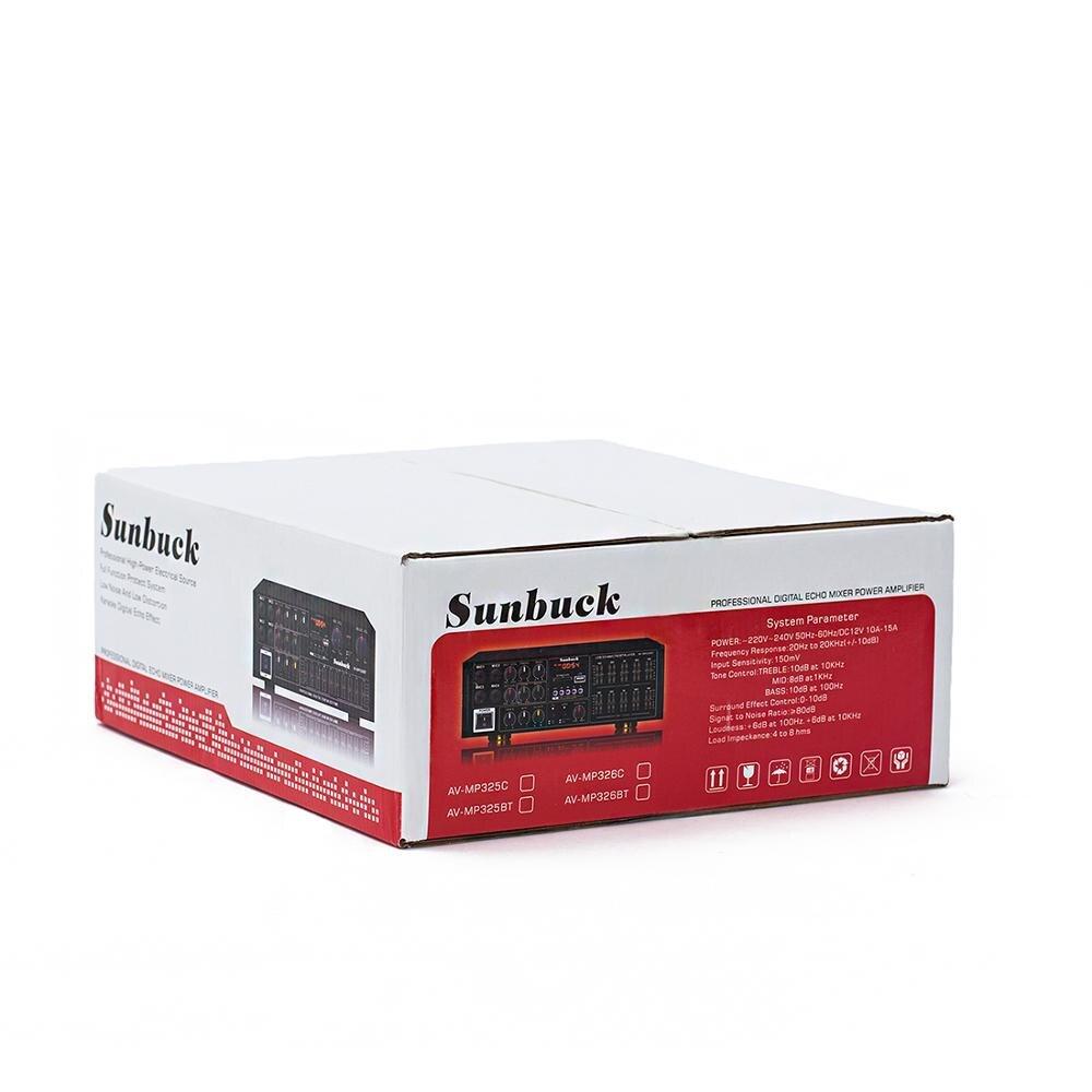 110V 220V 12V 2.1 canal 200W haute puissance Bluetooth FM USB MP3 karaoké amplificateur 10 segments égaliseur famille voiture amplificateur audio - 6