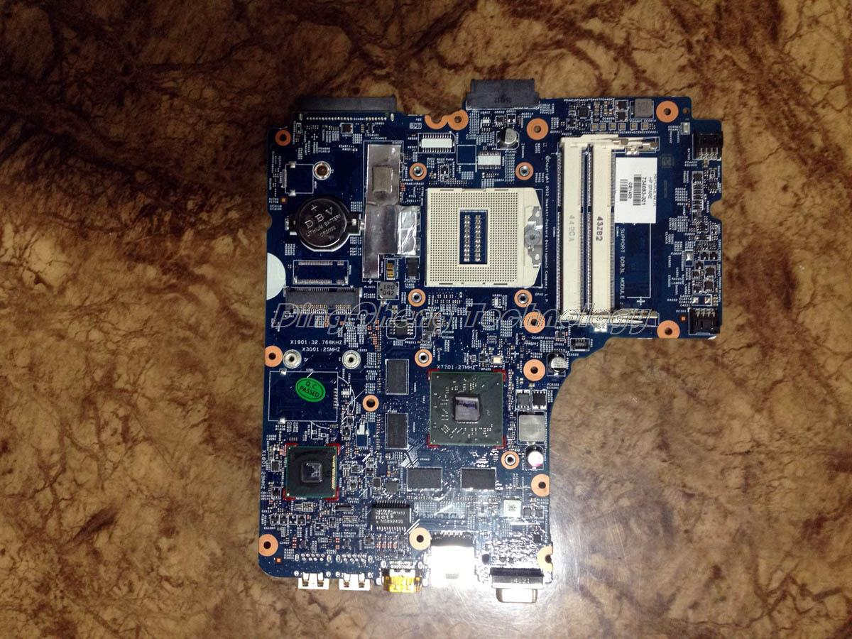 SHELI laptop Motherboard For hp 450 440 470 734083 001 734083 501 734083 601/1GB non integrated graphics card 100% tested